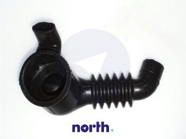 Rura | Wąż połączeniowy bęben - pompa do pralki Siemens 00093400