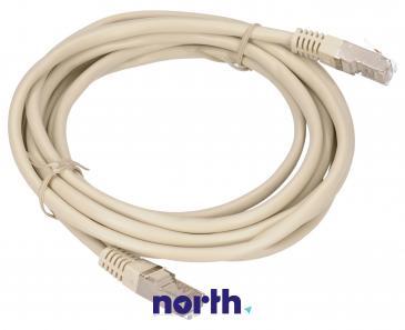 Kabel RJ-45 3m (wtyk/ wtyk) | (cat 5e)