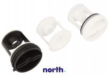 Filtr pompy odpływowej Askol/Plaset do pralki Indesit 482000022624