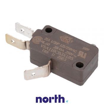 Przełącznik | Mikroprzełącznik grzałki przepływowej do zmywarki 00069796