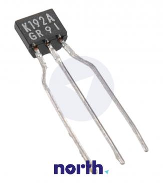 2SK192A Tranzystor 2-4E1D (n-channel) 18V 10mA