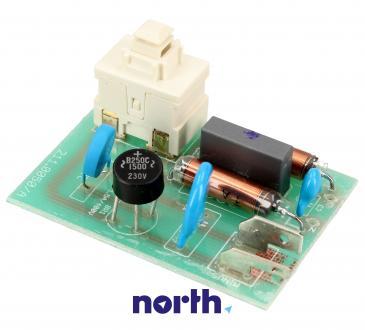 Płytka elektroniczna elektroszczotki do odkurzacza 00757109
