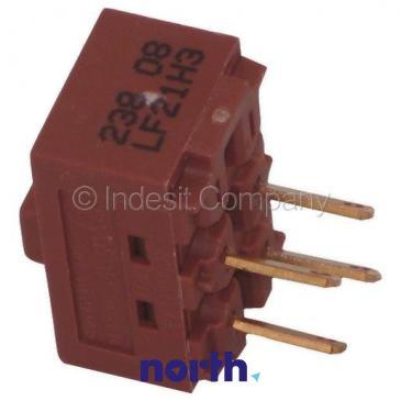 Wyłącznik | Włącznik światła do okapu Indesit C00023672