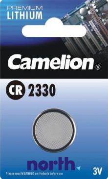CR2330 | Bateria 3V 260mAh Camelion (1szt.)