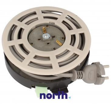 Rolka | Zwijacz kabla z wtyczką do odkurzacza RSRT9676