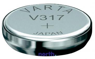V317 | SR62 | 317 Bateria 1.55V 8mAh Varta