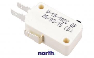 Mikroprzełącznik do mikrofalówki ZELMER 00755611