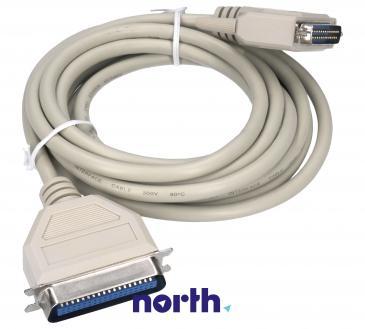 Kabel LPT 3m 36 pin (wtyk/ 25 pin wtyk) standard