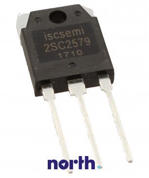 2SC2579 Tranzystor TO-3P (npn) 160V 8A 20MHz