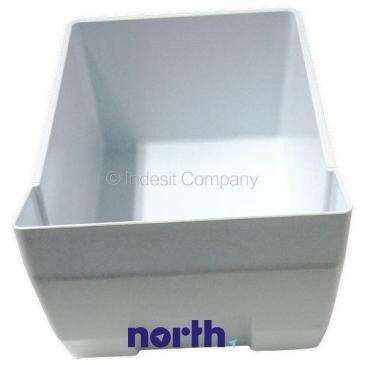 Pojemnik | Szuflada na warzywa do lodówki Indesit 482000026476