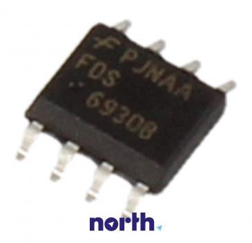 FDS6930B Tranzystor SO-8 (n-channel) 30V 5.5A