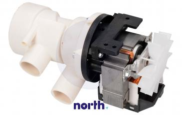 Pompa odpływowa kompletna (482000026526) do pralki Indesit/Hotpoint C00043725
