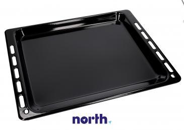 Blacha do pieczenia płytka (emaliowana) NFP 34 do piekarnika (37.5cm x 44.5cm x 2cm) 481931018457