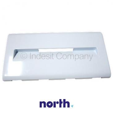 Front dolnej szuflady zamrażarki do lodówki Indesit 482000026608