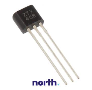 ZTX458 Tranzystor TO-92 (npn) 400V 0.5A 50MHz
