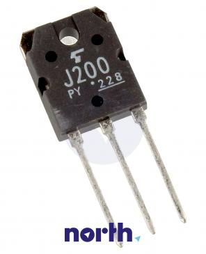 2SJ200-Y Tranzystor TO-3P (p-channel) 180V 10A 1MHz