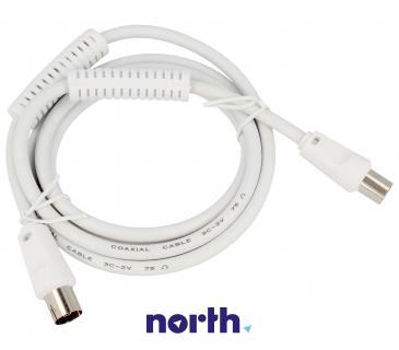 Kabel antenowy 1.5m (wtyk/gniazdo) standard