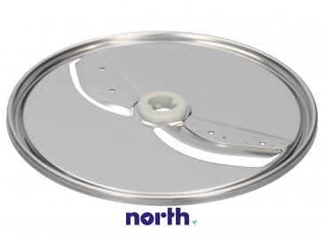 Tarcza tnąca na cienkie i grube plastry (dwustronna) do robota kuchennego Braun 63210632