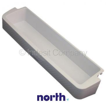 Balkonik   Półka na drzwi chłodziarki do lodówki Indesit C00049037
