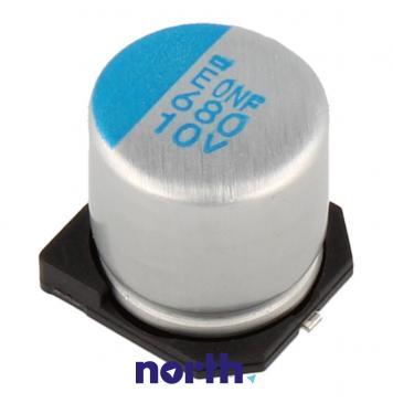 680uF | 10V Kondensator elektrolityczny 105°C SMD 10mm/10mm