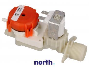 Elektrozawór wody do zmywarki Siemens 00096953