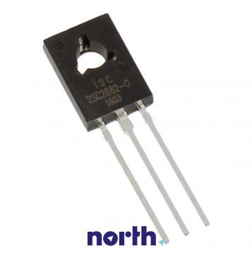 2SC2682 Tranzystor TO-126 (npn) 180V 100mA 80MHz