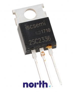 2SC2336 Tranzystor TO-220 (npn) 250V 1.5A 95MHz