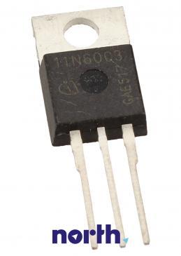 SPP11N60C3 Tranzystor TO-220 (n-channel) 650V 11A 200MHz