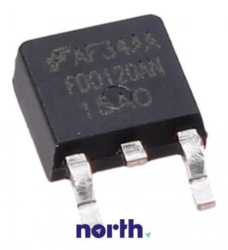 FDD120AN15A0 Tranzystor D-PAK (N-CHANNEL) 150V 14A