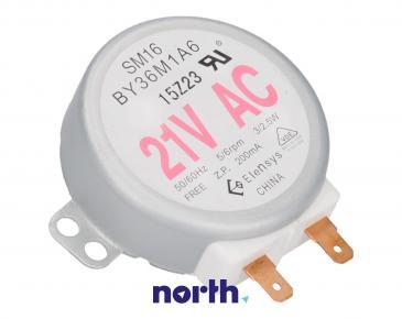 Silnik napędowy ST16EX73MAAA mikrofalówki Samsung DE3110154D