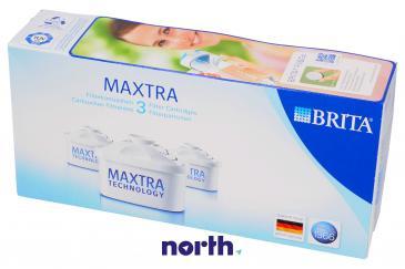 Filtr   Wkład filtrujący Brita MAXTRA 3szt. do dzbanka filtrującego 00469949