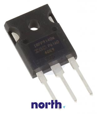 IRFP9140NPBF Tranzystor MOS-FET TO-247 (p-channel) 100V 23A 15MHz