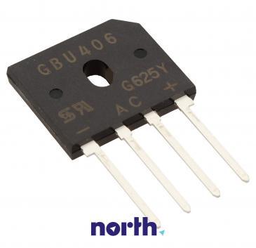 GBU406C2 Mostek prostowniczy 800V 4A
