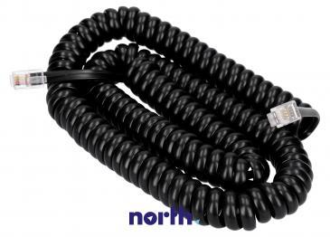 Kabel 4P4C 4m (wtyk/ wtyk) standard