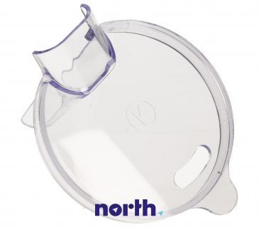 Przykrywka | Pokrywa z wlotem dzbanka na sok sokowirówki do robota kuchennego KW710666