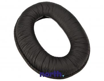 Nausznik | Gąbka RFX0524 czarne do słuchawek