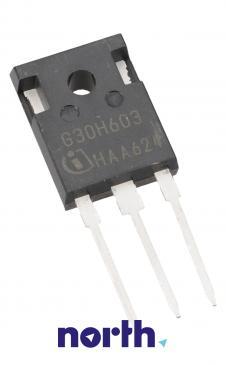 G30N60HS Tranzystor TO-247 (npn) 600V 30A 500MHz