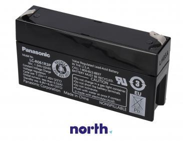 LCR061R3PG Akumulator UPS 6V 1300mAh Panasonic (1szt.)