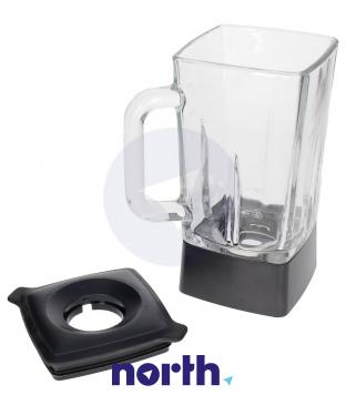 Dzbanek | Pojemnik blendera z pokrywką do robota kuchennego 4055012720