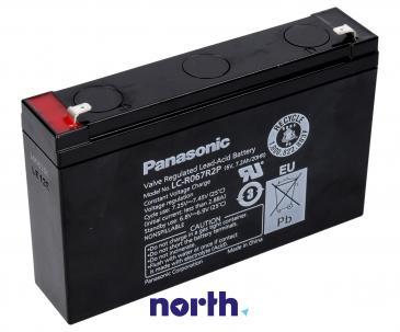 LCR067R2PG Akumulator UPS 6V 7200mAh Panasonic (1szt.)