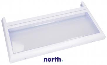 Front środkowej szuflady zamrażarki do lodówki Indesit C00272620