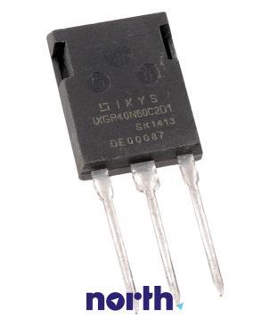 IXGR40N60C2D1 IXGR40N60C2D1 Tranzystor ISOPLUS-247 (npn) 600V 56A 3MHz
