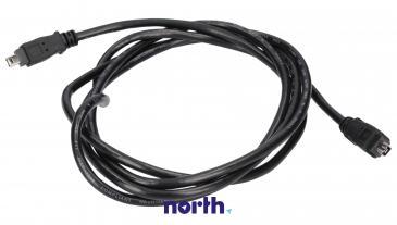 Kabel FireWire 4 pin 1.8m (wtyk/ wtyk)