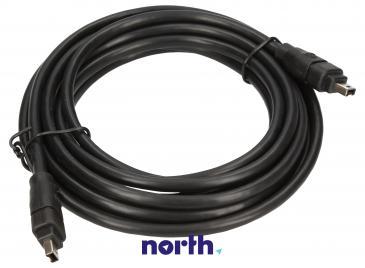 Kabel FireWire 4 pin 3m (wtyk/ wtyk)