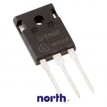 G15N60 Tranzystor TO-247 (npn) 600V 31A 43MHz