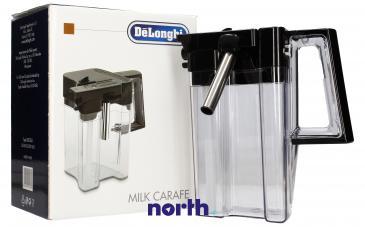Dzbanek | Pojemnik na mleko ESAM3500 Magnifica (kompletny) do ekspresu do kawy DeLonghi 5513211621