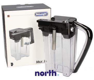 Dzbanek | Pojemnik na mleko ESAM4500 Magnifica (kompletny) do ekspresu do kawy Delonghi 5513211611