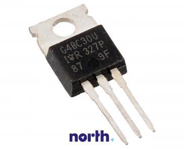 IRG4BC30U Tranzystor TO-220 (n-channel) 1.95V 12A 200kHz