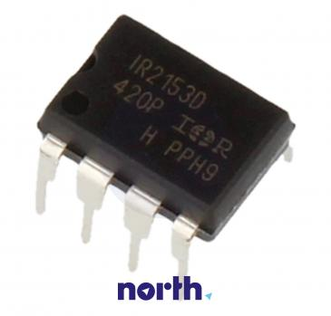 IR2153D Tranzystor