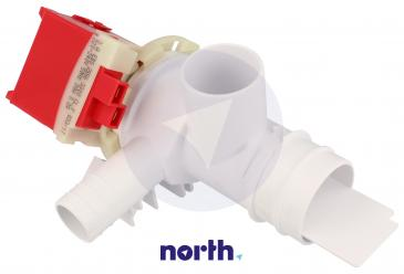 Pompa odpływowa kompletna do pralki EBS25563300